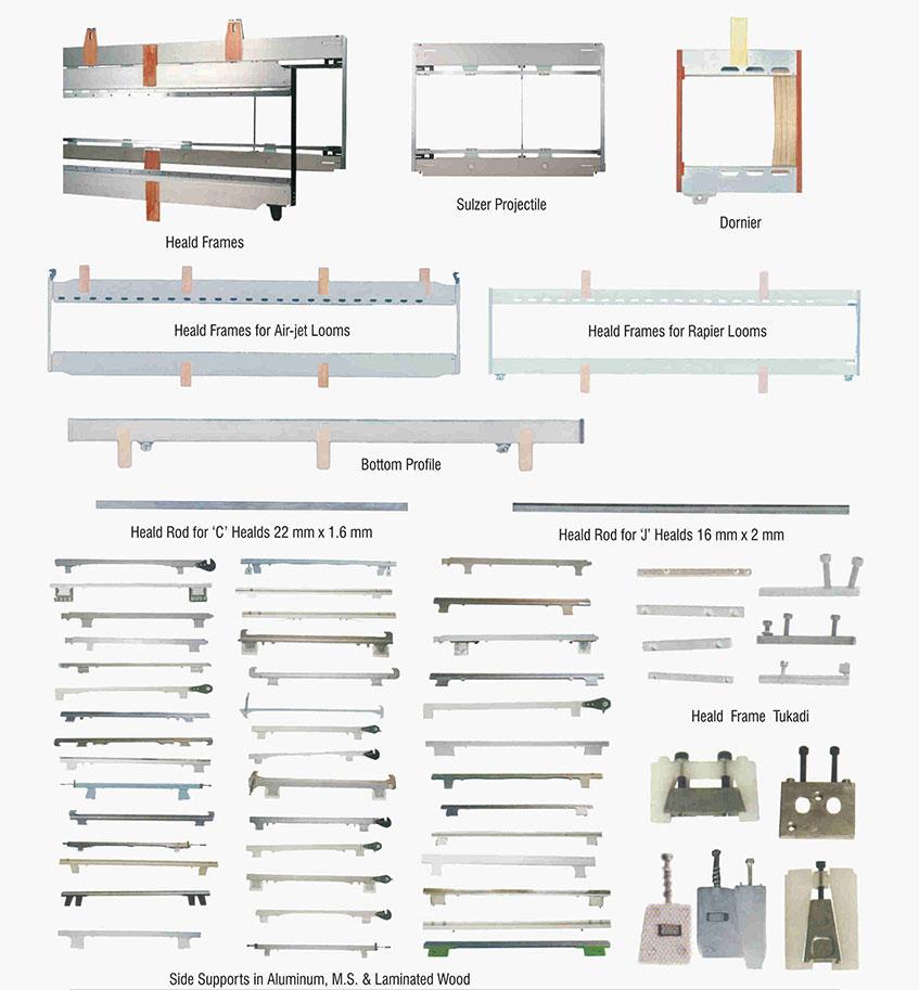 Heald Frames & Accessories