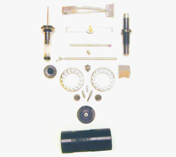 TFO Twister Machine Spares